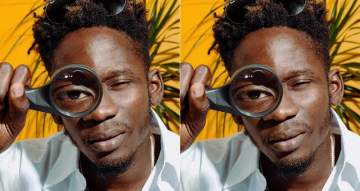 'You are ugly' - Mr.Eazi comes under fire from online trolls