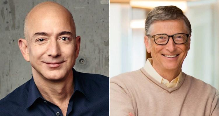 Jeff Bezos Gains $7 Billion Overnight... Passes Bill Gates To Become World's Richest Man
