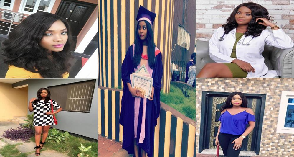 Uniben medical graduate, Daisy Okonofua, emerges overall best graduating student, walks away with 11 prizes (Photos)
