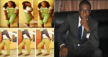 """""""Any lady wearing NYSC khaki trouser has committed a detestable offense before God"""" - Nigerian man"""