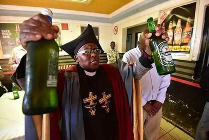 Beer Baptize 1