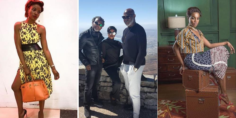 """Seyi Shay is more than a singer to me""- RMD"