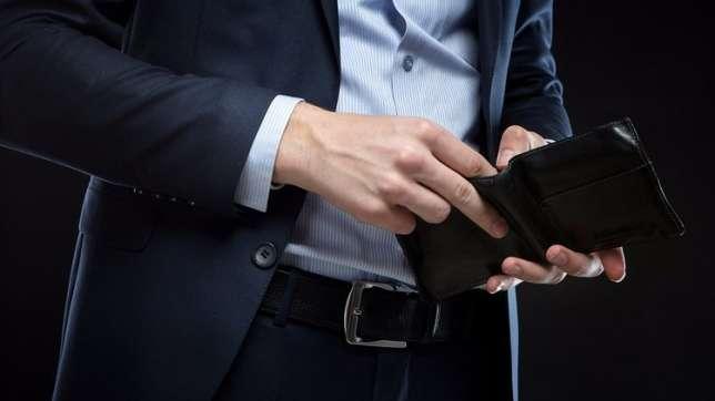 Man Wallet Money Wealthy