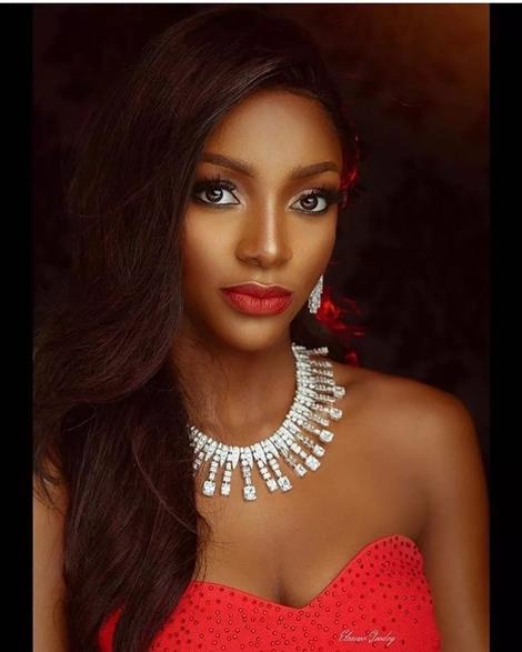 Miss Nigeria 2017 1