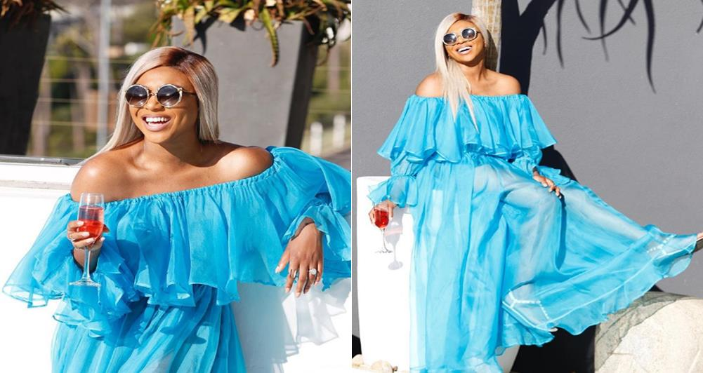Stephanie Coker Shares Stunning Photos To Celebrate Her Birthday