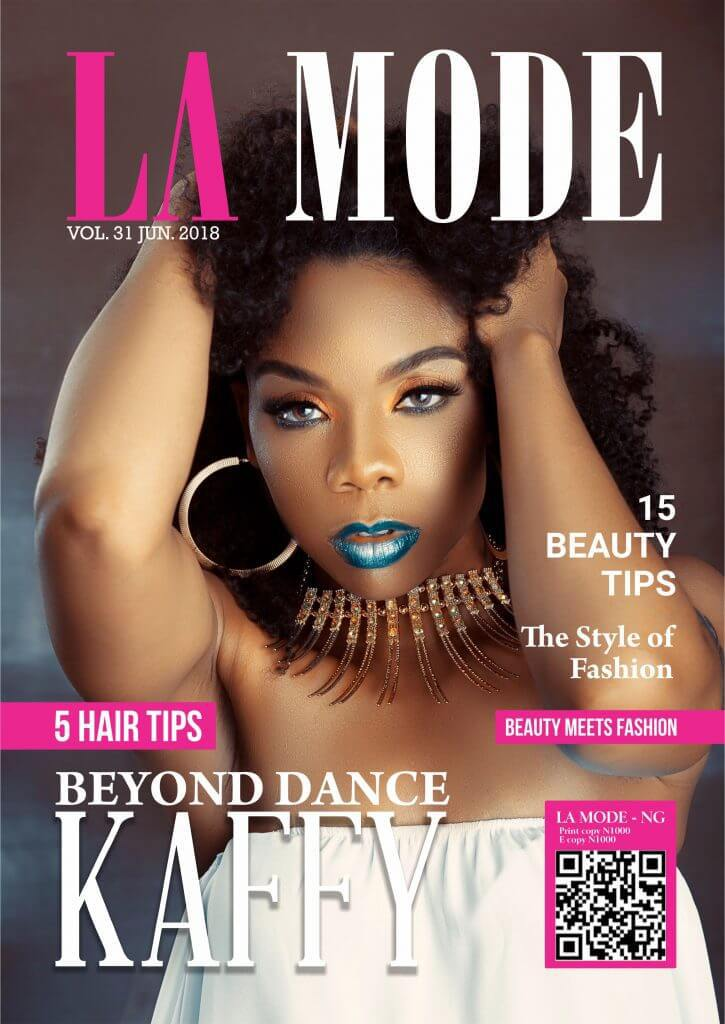 Beyond The Dance Kaffy Lamode Magazine Cover @benzikmedia 1 4