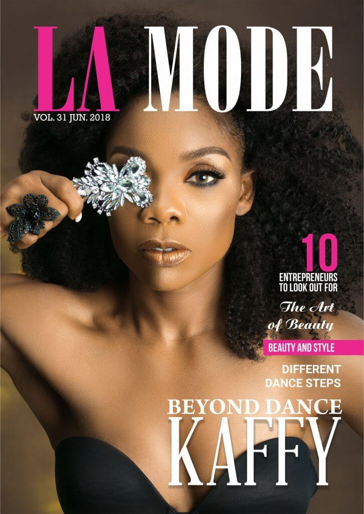 Beyond The Dance Kaffy Lamode Magazine Cover @benzikmedia 2 4