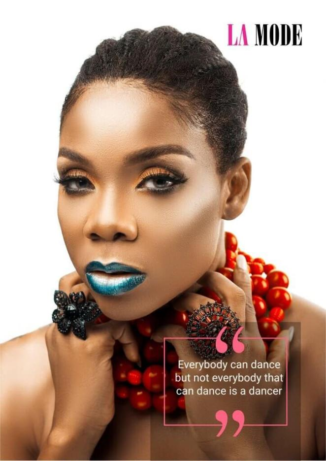 Beyond The Dance Kaffy Lamode Magazine Interview @benzikmedia 6 4 4