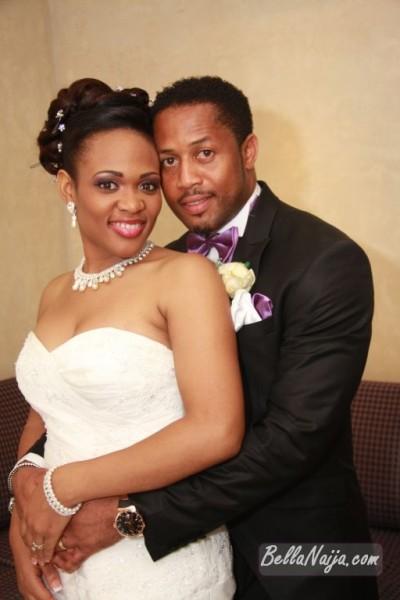 Mike Ezuruonye Keke Nnorom White Wedding Nov 2010 EXCLUSIVE Bella Naija010