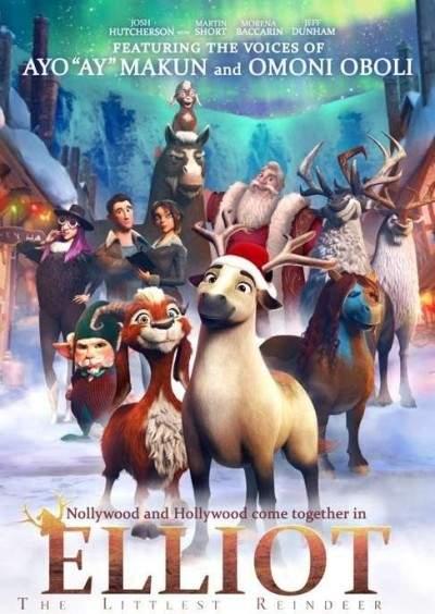 Poster For Elliot The Littlest Reindeer Source Filmone