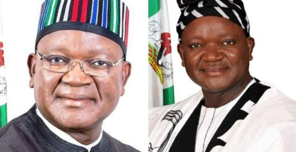 """""""My Story As Motor Park Tout Should Inspire All Less Privileged"""" - Benue State Governor, Samuel Ortom"""