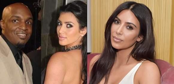 Kim Kardashian Con Su Primer Marido Damon Thomas Tile