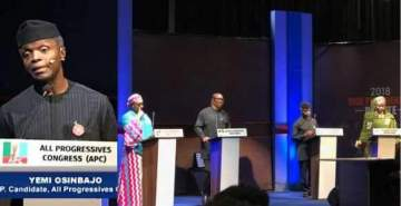 2019: Highlights of the Vice Presidential debate
