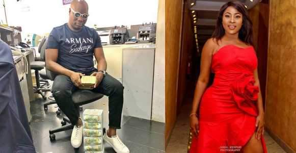 Actress Charity Nnaji Reacts To Getting Shamed By Mompha For Calling Him A Stingy Goat