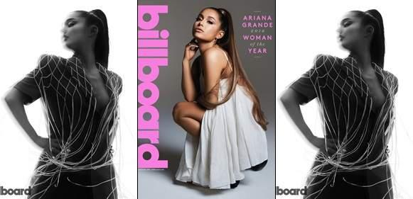 Ariana Grande Bb27 56pol 2018 Feat Billboard Oinneur 1240 Tile