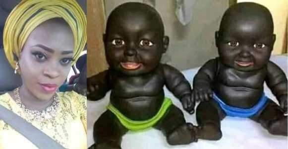 Black Dolls Advocate Urges Nigerians Parents To Buy Them For Their Children