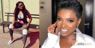 'I am a king and proudly a feminist' - Cee-C replies Annie Idibia