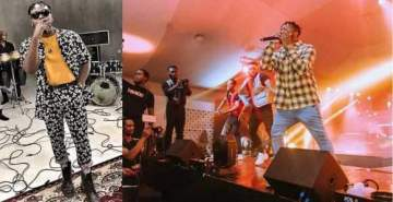 Nigerian man calls out Olamide over his 'See Mary See Jesus' Lyrics