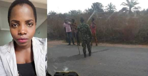 Soldiers Stop Bus Force Young Men With Afro To Shave Their Hairs Photo