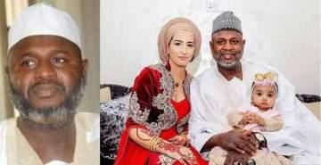 "Seems Senator Sani Yerima's Egyptian ""13-year-old child bride"" is all grown up?"