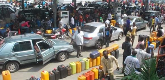 PTD Accuses NNPC Of Fuel Scarcity Nigeria Politics Online Tile
