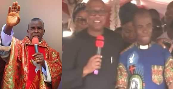 Why I %E2%80%99embarassed%E2%80%99 Peter Obi %E2%80%93 Rev. Father Mbaka Finally Reacts