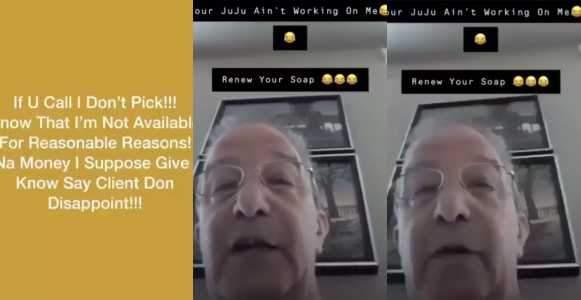 White Man Tells Nigerian Yahoo Boys In Hilarious Video