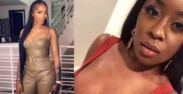 Tiwa Savage Replies Lady Who Said She Is 'Overrated'