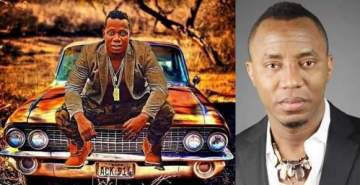 'You need someone like me as your running mate' - Duncan Mighty to Sowore