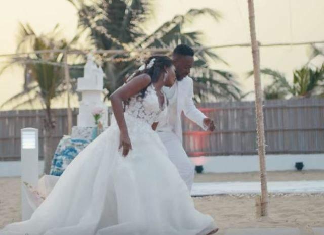 Adekunle Gold Wedding 0