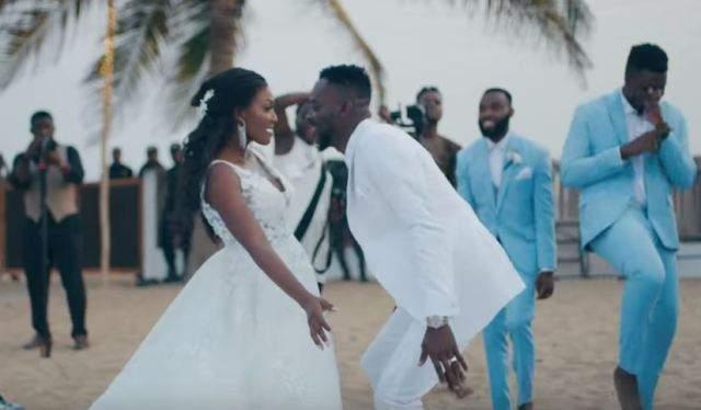 Adekunle Gold Wedding 02