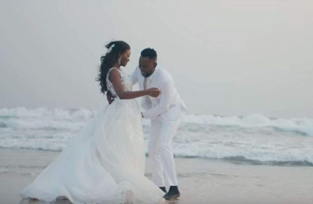 Adekunle Gold Wedding 03