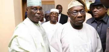 """Atiku is not a messiah, he's not a saint"" - Obasanjo hits again"