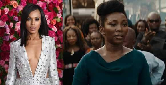 Genevieve Nnaji Reacts To Kerry Washington Applauding Her Over Lionheart Movie