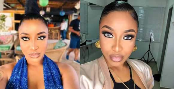 I Know People Who Travel Once And Take Pictures To Last A Year Actress Tonto Dikeh