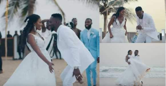 ITS OFFICIAL Adekunle Gold Releases Long Awaited Wedding Video With Simi Gold Photos Video