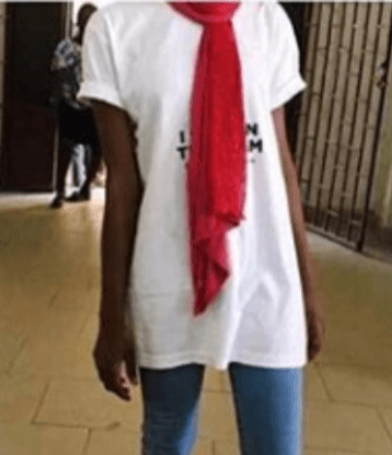 Unilorin student penalized for wearing jean and an oversized shirt