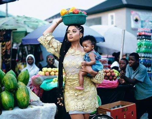 Lola Rae Shares Photos Of Her Baby With Tekno To Celebrate Her Birthday Lailasnews 2