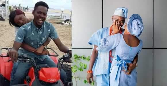 Light Of My Life Simi Celebrates Husband Adekunle Gold On His 32nd Birthday