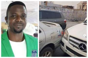 Man narrates how he was oppressed by a Benz owner; slams Olamide and Lil Kesh