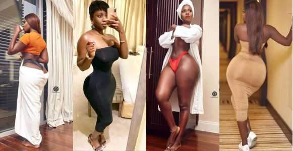 My Body Is More Expensive Than Your Bank Accounts Put Together Actress Princess Shyngle Replies Critics