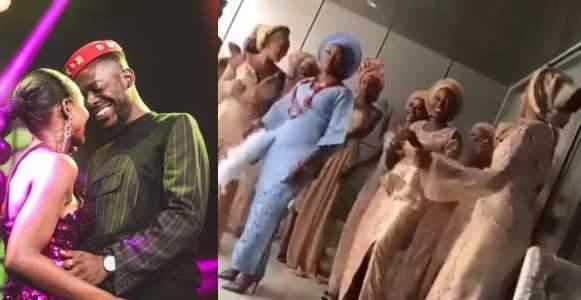 Simi And Her Bridesmaids Dancing Shaku Shaku At Her Wedding Video