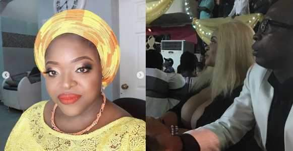 Singer Wunmi Obe Reacts After Cossy Orjiakors Sat Across The Table From Her Husband At An Event
