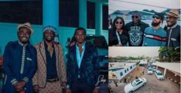 Photos from footballer Emmanuel Emenike's Mansion launch in Owerri