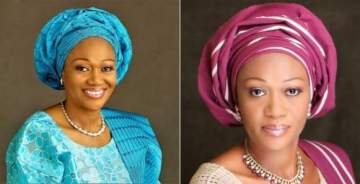 Tinubu's Wife, Senator Remi Raises Alarm, Reveals Why She Is No Longer Safe In Her Own Office