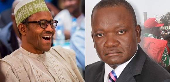 Benue State Governor, Samuel Ortom apologises to Nigerians for supporting President Buhari in 2015