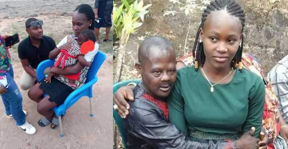 15 Year Old Nursing Mother Married Off To Man In Anambra Has Been Returned To Her Parents