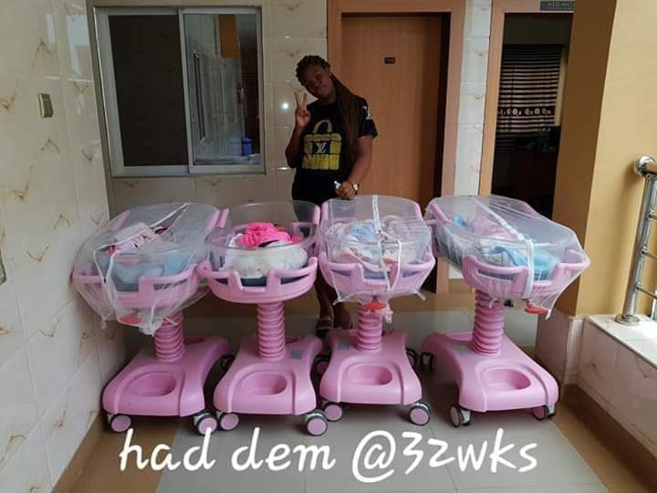 How Nigerian Lady Delivered 6 Babies In 3 Years Of Marriage Gistreelnews