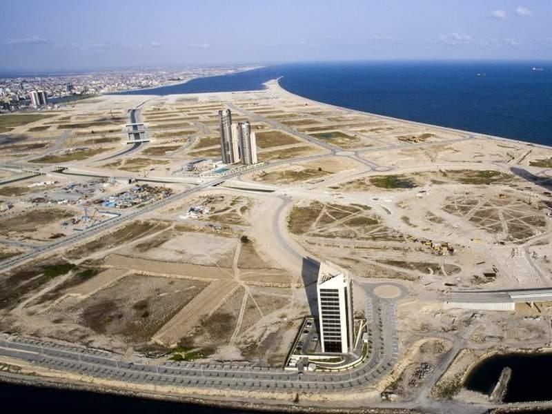 Land For Sale In Eko Atlantic 3