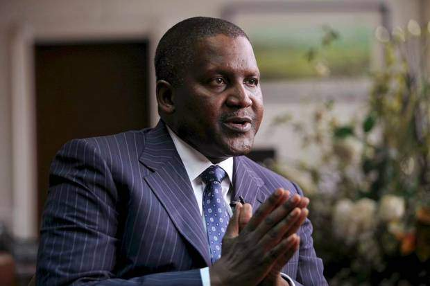 Dangote New Featured